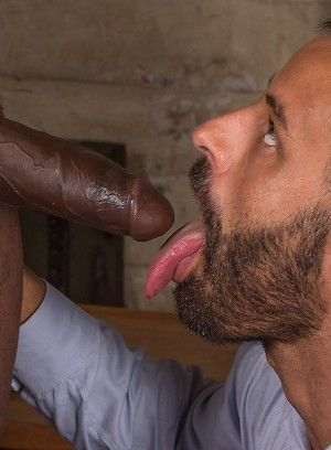 Diesel Washington fucks David Benjamin