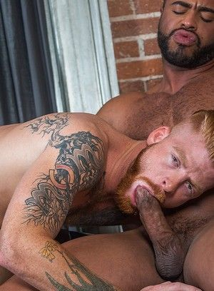 Bennett Anthony and Micah Brandt suck and fuck each other
