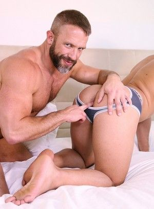 Dirk Caber and Nicoli Cole suck and fuck each other