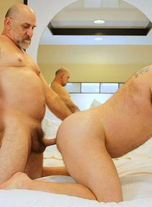Wade Cashen and Adam Morgan fuck each other
