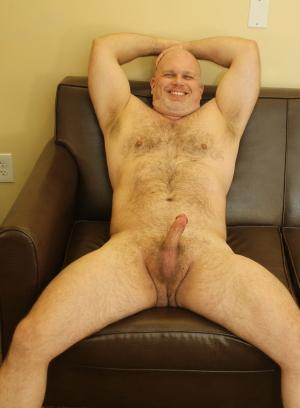 Wade Cashen shows his cock