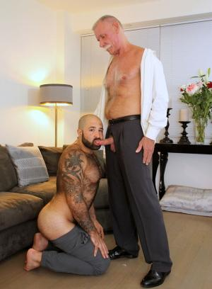 Scott Reynolds and Atlas Grant fuck each other