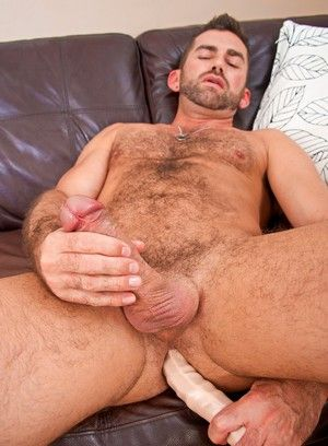 Jake Jennings, Bear, Beefy, Big Dick, Facial Hair, Mature, Solo