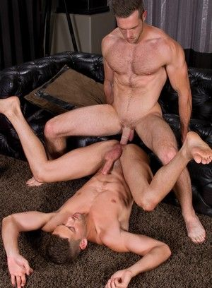 Alex Mecum, Kyle Kash, Anal Sex, Bodybuilder, butt play, Hairy, oral sex, rimming
