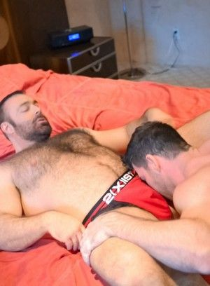 Billy Santoro and Brad Kalvo suck and fuck each other
