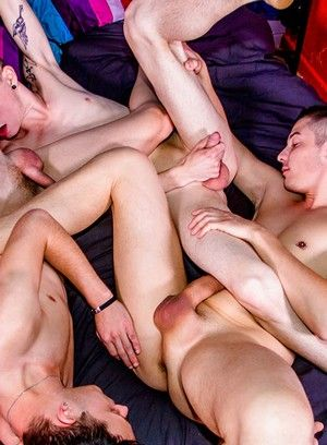 Brice, Jerome James, Matthieu, French, Twinks