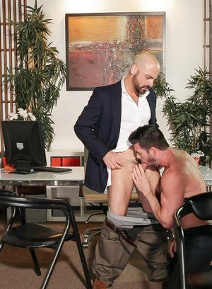 adam russo anal sex billy santoro butt play dilf muscle men pornstar rimming