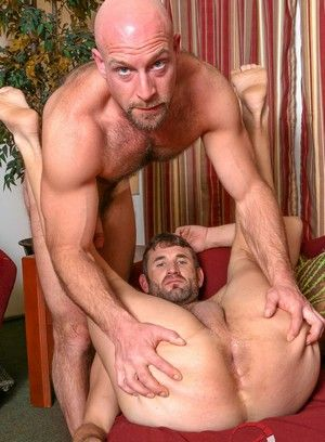 Dirk Willis and CJ Parker suck and fuck each other