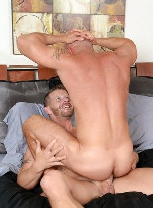 Jeremy Stevens and Matt Stevens suck and fuck each other