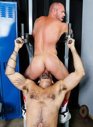 Alessio Romero and Matt Stevens fuck each other