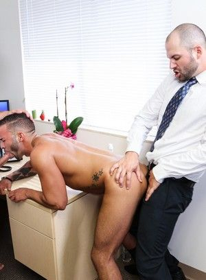 David Chase, Fernando Del Rio, Rodrigo Ferrari, Anal Sex, Big Dick, Blowjob, Mature, Threesome