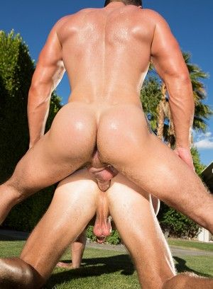Jimmy Durano fucks Landon Conrad