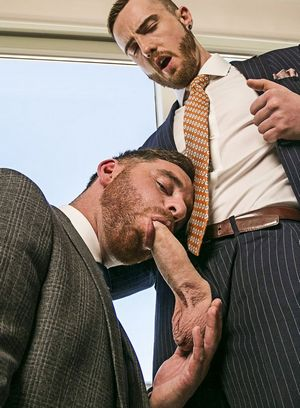 JP Dubois and Logan Moore fuck each other