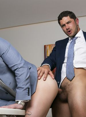 Lukas Daken gets fucked by Dato Foland