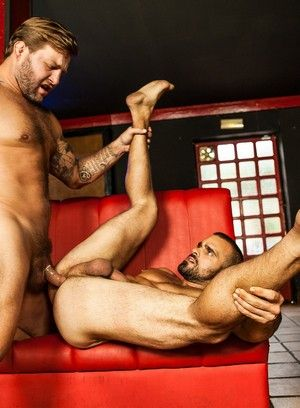 Colby Jansen, Damien Crosse, Anal, Tattoos, Rimming, Muscle Men, Blowjob, Big Dick