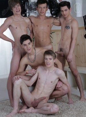 Gay Group Sex Fantasy