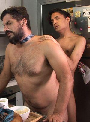 Twink caught fucking