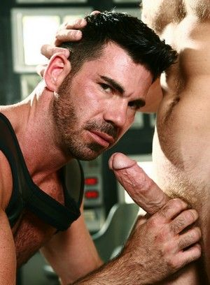 anal sex big dick billy santoro blowjob colby keller hairy muscle men pornstar