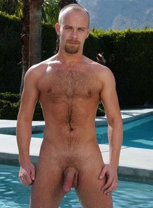 bald hairy pornstar scott campbell solo