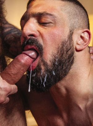 Alexander Kristov and Marco Napoli fuck each other