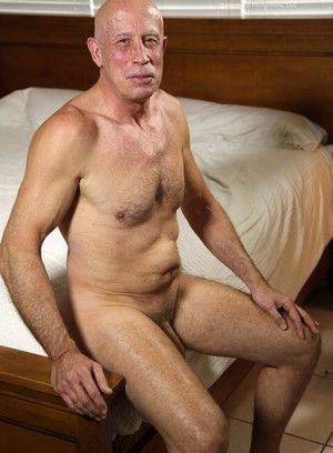 Erik Erikson playing with his cock