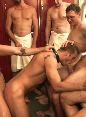 Christian Wilde, Connor Patricks, Jessie Colter, BDSM, Public Sex