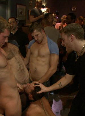 Isaac Hardy, Connor Maguire, Dayton O'Connor, BDSM, Public Sex