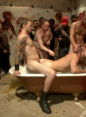Christian Wilde, Jason Miller, Connor Maguire, Big Red, BDSM, Public Sex