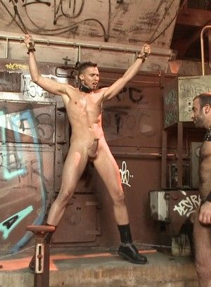 Spencer Reed spanks Sam Barclay