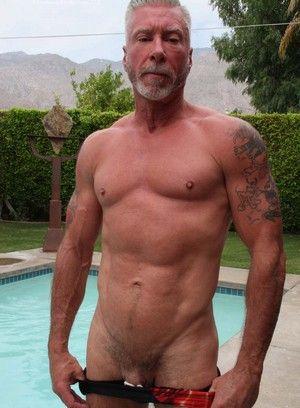 Dean Burke, mature, Daddy, solo