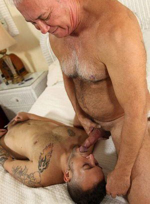 Dick Ryan and Marcel fuck each other